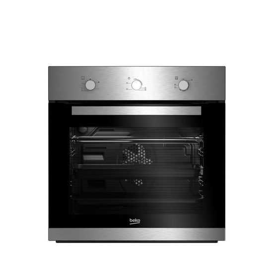 Beko BIG22101X Gas Oven - Stainless Steel