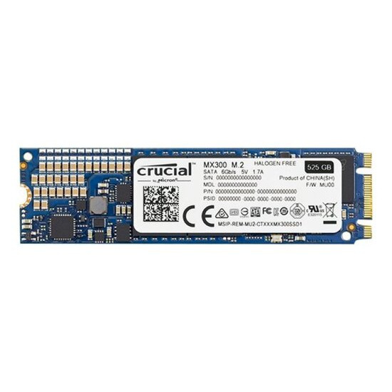 CRUCIAL CT525MX300SSD4