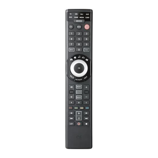 ONE FOR ALL  Smart Control 8 URC 7980 Universal Remote Control