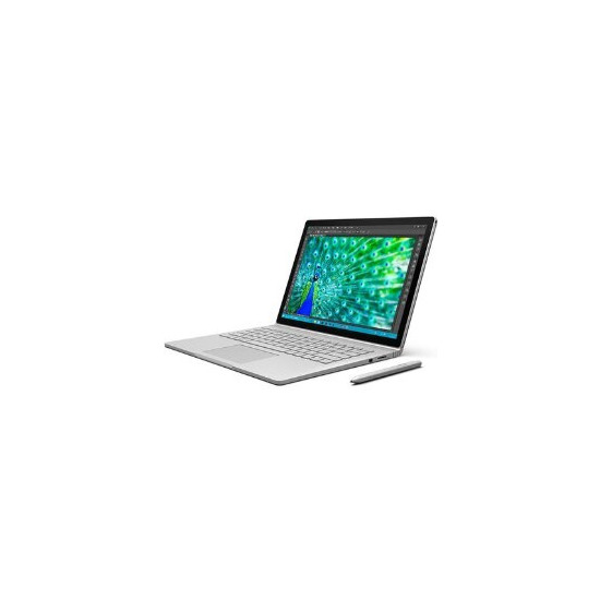 Microsoft Surface Book Core i5-6300U 8GB 128GB SSD 13.5 Inch Windows 10 Professional Convertible Laptop