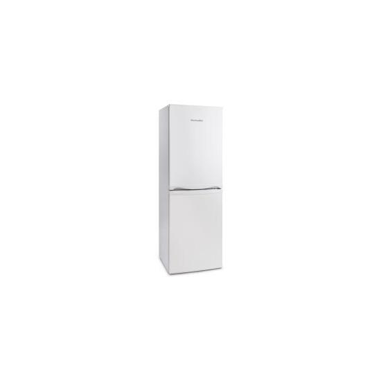 Montpellier MS185W 185cm Freestanding Fridge Freezer White