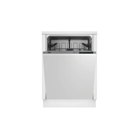Beko DIN15X10 Fullsize Integrated Dishwasher