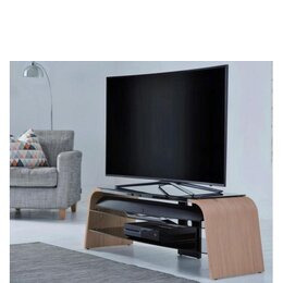 Alphason Spectrum ADSP1200-LO Light Oak TV Stand for up to 50  TVs Reviews