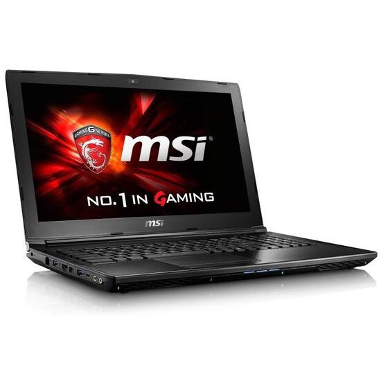 MSI GL62 6QF (Apache Pro) 1089UK Gaming Laptop Skylake i7-6700HQ 8GB RAM 128GB SSD 1TB HDD 15.6 FHD AG DVDRW nVidia GTX 960M 2GB Windows 10 64bit