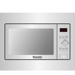 BAUMATIC BMIC4625M Built-in Combination Microwave - Mirror Reviews