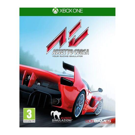 Microsoft Xbox One Assetto Corsa