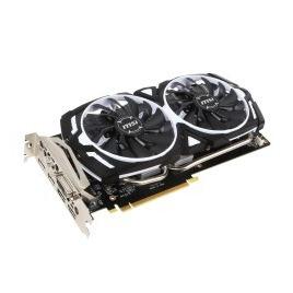 MSI Nvidia GeForce GTX 1060 Armour 6GB OC V1 PCI-E Graphics Card Reviews