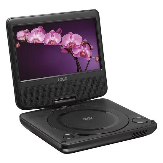 LOGIK  L7SPDVD16 Portable DVD Player