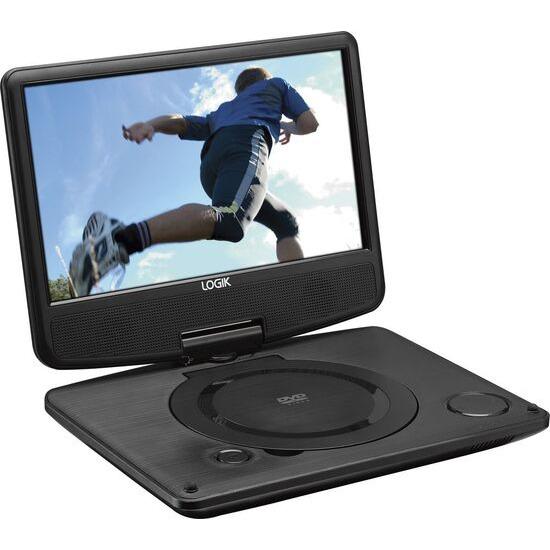 LOGIK  L9SPDVD16 Portable DVD Player