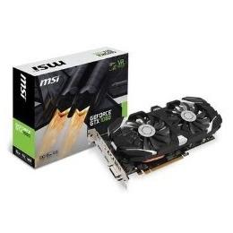 MSI Nvidia GeForce GTX 1060 6GB GDDR5 PCI-E Graphics Card Reviews