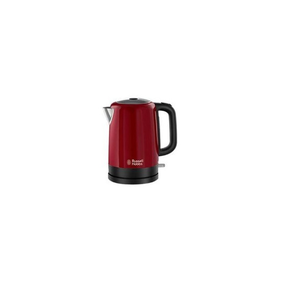 Russell Hobbs 20612 Canterbury Red Kettle