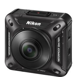 NIKON  KeyMission 360 Action Camcorder - Black Reviews