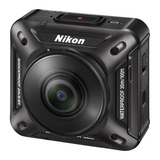 NIKON  KeyMission 360 Action Camcorder - Black