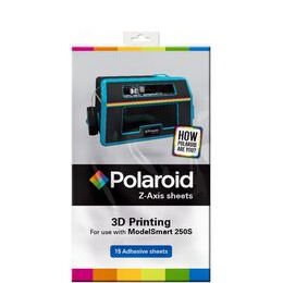 POLAROID  Z-Axis 3D Printing Adhesive Sheets - Pack of 15 Reviews