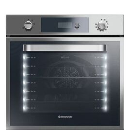 Hoover Wizard HO786VX Electric Smart Oven Stainless Steel Reviews