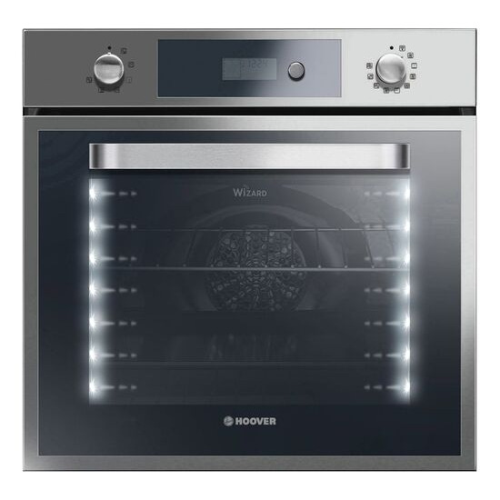 Hoover Wizard HO786VX Electric Smart Oven Stainless Steel