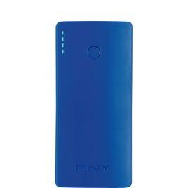 PNY  Curve 5200 Portable Power Bank - Blue Reviews