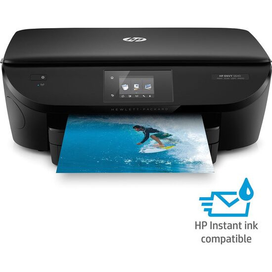 HP Envy 5640 All-in-One Wireless Inkjet Printer