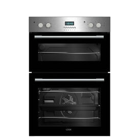 LOGIK LBIDOX16 Electric Double Oven Stainless Steel Reviews