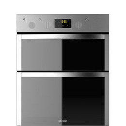 Indesit DDU 5340 C IX Electric Double Oven Stainless Steel Reviews