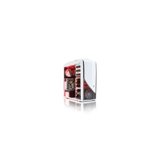 StormForce Glacier Core i5-6400 16GB 1TB + 128GB SSD GeForce GTX 1070 DVD-RW Windows 10 Gaming Desktop