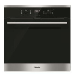 Miele H2566BPCLST Campaign EasyControl 7 Function CleanSteel Electric Built Single Oven With Pyrolytic Cleaning And FlexiClip Rails Reviews