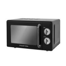 Russell Hobbs RHRETMM705B Retro 17 Litre Black Manual Microwave Reviews