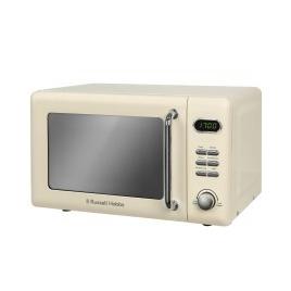 Russell Hobbs RHRETMD706C Retro 17 Litre Cream Digital Microwave Reviews