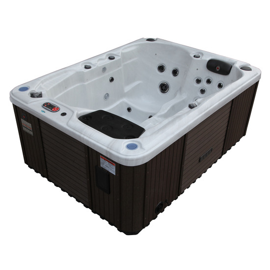 Canadian Spa Quebec 3 Person Hot Tub