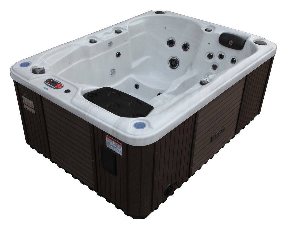 Canadian Spa Quebec 3 Person Hot Tub Reviews - Compare Prices and ...
