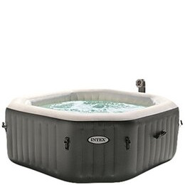 Intex Octagonal Bubble Spa Hot Tub