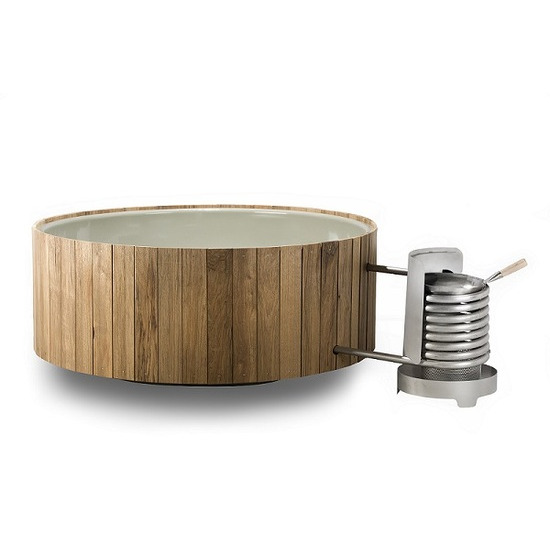 DUTCHTUB® Wood Hot Tub