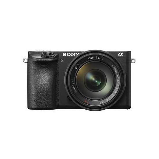 Sony Alpha A6500 Mirrorless Camera + 16-70mm