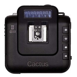 Cactus Wireless Flash Transceiver V6II Reviews