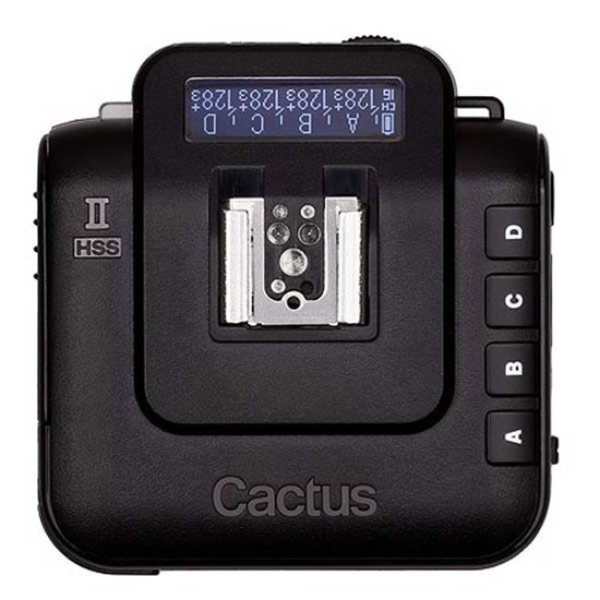 Cactus Wireless Flash Transceiver V6II