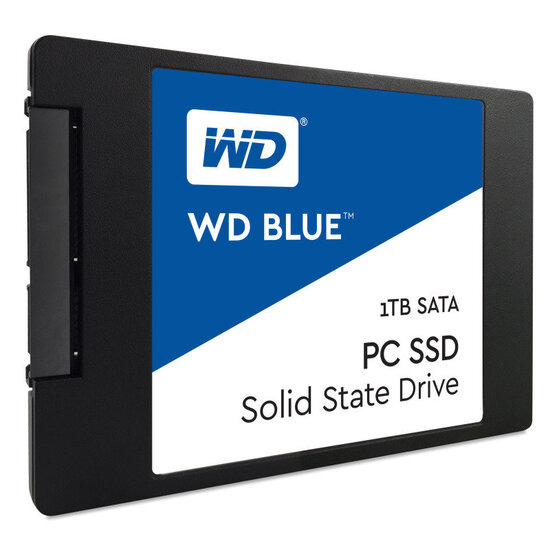 Western Digital WD Blue 1TB 2.5-inch Internal SSD