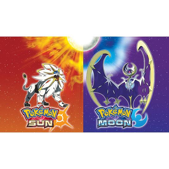 Nintendo Pokemon Sun and Moon