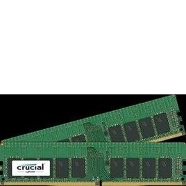 Crucial 32GB Kit (2 x 16GB) DDR4-2133 ECC UDIMM CT2K16G4WFD8213 Reviews