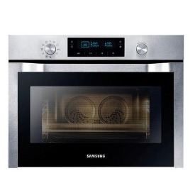 Samsung NQ50C7535DS Single Built in Electric Single Oven Stainless Steel With Microwave And Steam Cleaning Reviews