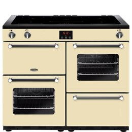 Belling Kensington 100EI Electric Induction Range Cooker Reviews