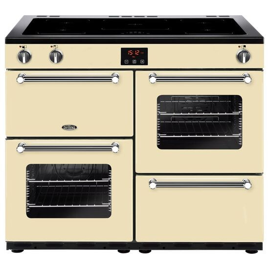 Belling Kensington 100EI Electric Induction Range Cooker