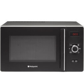 Hotpoint Ultimate MWH 2521 B Solo Microwave - Black Reviews