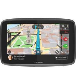 TomTom  GO 5200 5 Sat Nav - with Worldwide Maps Reviews