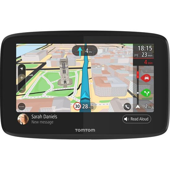 TomTom  GO 620 Car 6 Sat Nav with Worldwide Maps