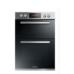 BAUMATIC  BODM984X Electric Double Oven - Stainless Steel Reviews