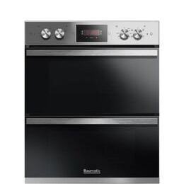 BAUMATIC BODM754X Electric Double Oven Stainless Steel Reviews