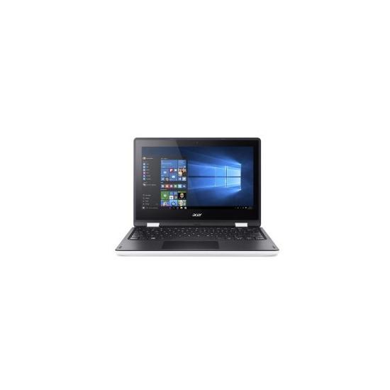 ACER Aspire R11 Intel Celeron N3050 4GB 32GB 11.6 Inch Windows 10 Convertible Laptop White
