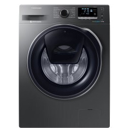 Samsung WW90K6410QX 9kg 1400rpm Ecobubble Freestanding Washing Machine