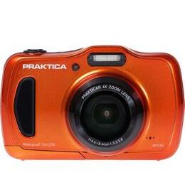 PRAKTICA Luxmedia WP420-BL Compact Camera - Orange Reviews