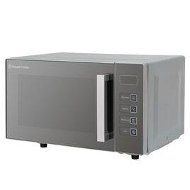 RUSSELL HOBBS  Easi RHEM2301S Solo Microwave - Silver Reviews